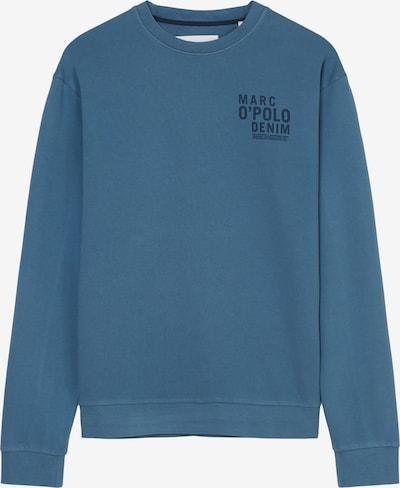 Marc O'Polo DENIM Sweatshirt in blau / himmelblau, Produktansicht