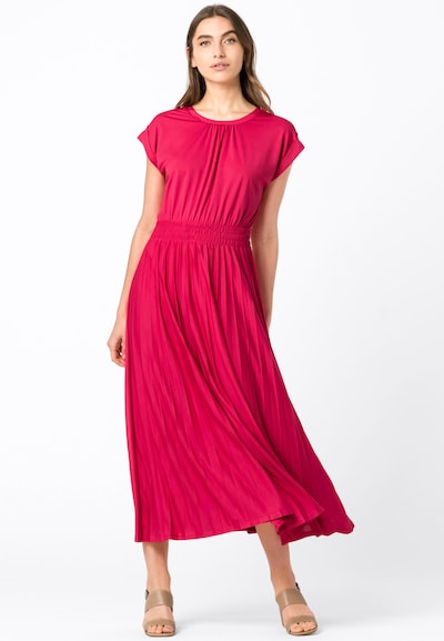 HALLHUBER Kleid in pink, Modelansicht