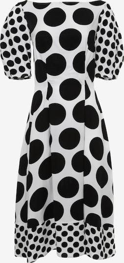 Madam-T Sommerkleid 'ROBERTA' in schwarz, Produktansicht
