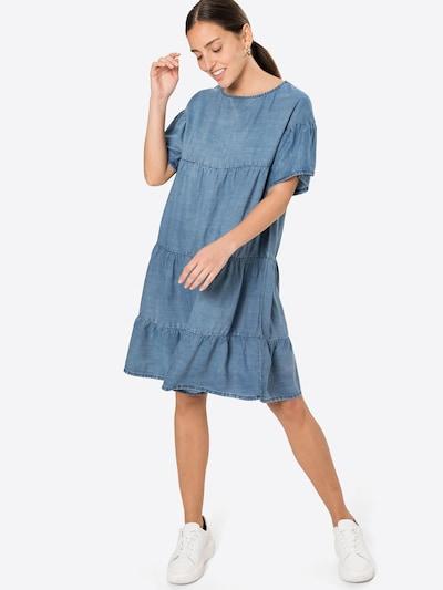 UNITED COLORS OF BENETTON Kleid in blue denim, Modelansicht