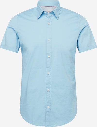 s.Oliver Chemise en bleu clair, Vue avec produit