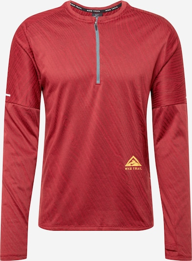 NIKE Functioneel shirt in de kleur Donkerrood, Productweergave