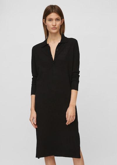 Marc O'Polo Strickkleid in schwarz, Modelansicht