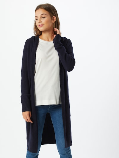 s.Oliver Strickjacke in navy, Modelansicht