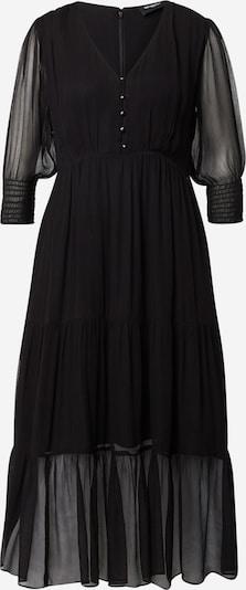 The Kooples Robe-chemise en noir, Vue avec produit