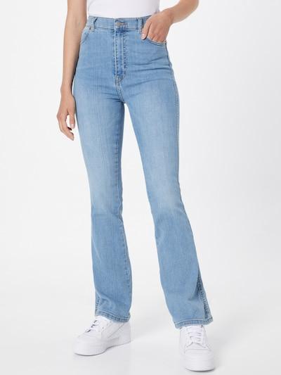 Dr. Denim Jeans 'Moxy' in blue denim, Modelansicht