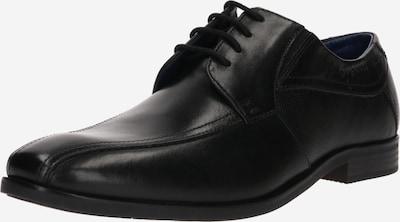 Scarpa stringata 'Savio' bugatti di colore nero, Visualizzazione prodotti