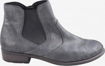 SEMLER Chelsea Boots in 37 in hellgrau / schwarz, Produktansicht