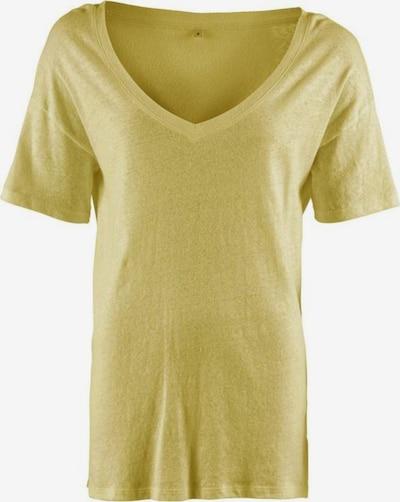 A-VIEW Bluse 'Bardot' in gelb, Produktansicht