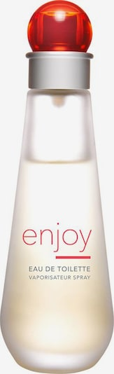 Charlotte Meentzen Eau de Toilette 'Enjoy' in transparent, Produktansicht