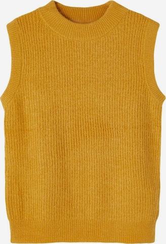 Maillot de corps NAME IT en jaune