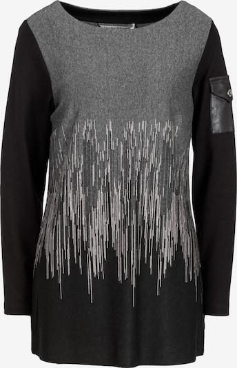 HELMIDGE Langarmbluse in schwarz, Produktansicht