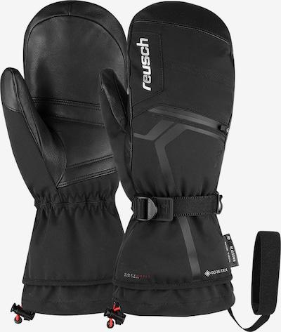 REUSCH Sporthandschuhe 'Spirit' in schwarz / weiß, Produktansicht