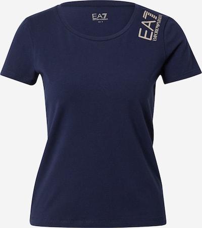 EA7 Emporio Armani Shirt in Beige / Navy, Item view