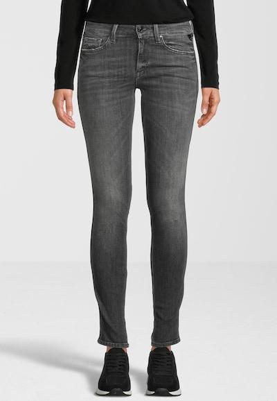 REPLAY Jeans 'New Luz' in grau, Modelansicht