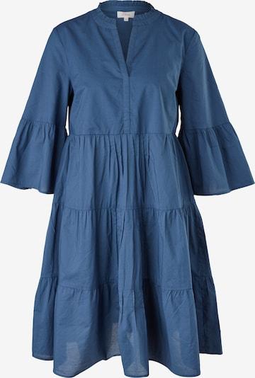 Rochie tip bluză s.Oliver pe albastru regal, Vizualizare produs