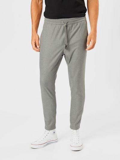 Only & Sons Pantalon 'ONSLINUS' en gris, Vue avec modèle