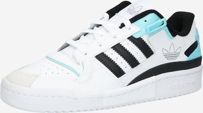 Sneaker low 'Forum Exhibit' ADIDAS ORIGINALS pe turcoaz / alb, Vizualizare produs