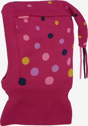 MAXIMO Schlupfmütze in Pink