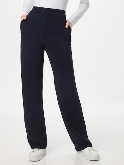 Someday Pantalon 'Cenya' en bleu nuit, Vue avec modèle