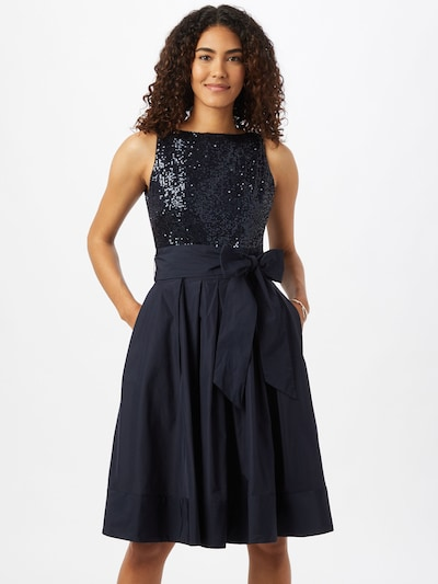 Rochie de cocktail 'YUKO' Lauren Ralph Lauren pe bleumarin, Vizualizare model