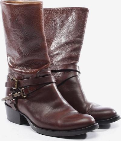 RALPH LAUREN Stiefel in 36,5 in dunkelbraun, Produktansicht
