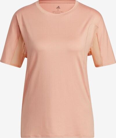ADIDAS PERFORMANCE T-Shirt in puder / weiß, Produktansicht