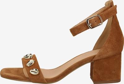 SPM Sandalen met riem in de kleur Bruin, Productweergave
