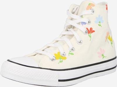 CONVERSE Hög sneaker i beige / blandade färger, Produktvy