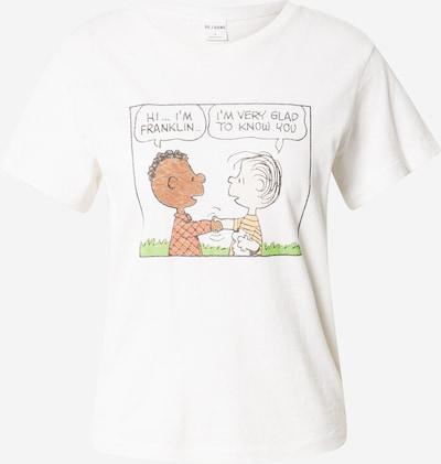 Tricou 'HI IM FRANKLIN' RE/DONE pe mai multe culori / negru / alb, Vizualizare produs