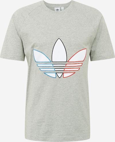 ADIDAS ORIGINALS Paita värissä sininen / harmaa / punainen / musta, Tuotenäkymä