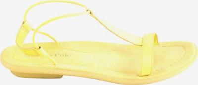 Marc O'Polo Riemchen-Sandalen in 36 in pastellgelb, Produktansicht