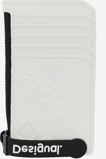 Desigual Etui 'Colorama' in de kleur Zwart / Wit, Productweergave