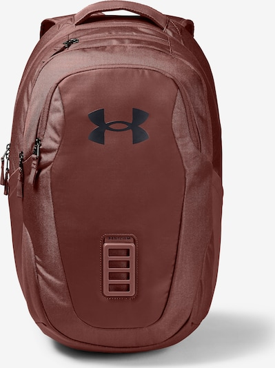 UNDER ARMOUR Rucksack ' Gameday ' in bordeaux, Produktansicht