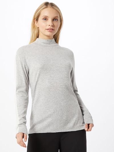 Key Largo Pullover in silbergrau / graumeliert, Modelansicht
