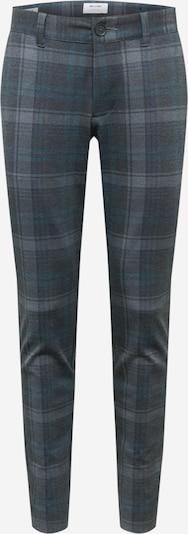 Chino stiliaus kelnės 'Mark' iš Only & Sons , spalva - pilka / tamsiai pilka / žalia, Prekių apžvalga