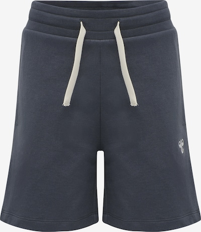 Hummel Sporthose in dunkelblau, Produktansicht