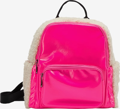 MYMO Backpack in Pink / Black / White, Item view