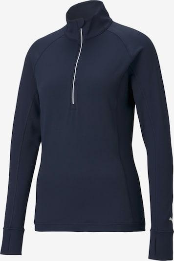 PUMA Sportief sweatshirt 'Rotation' in de kleur Navy, Productweergave