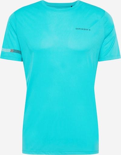 Superdry Funkční tričko - modrá, Produkt