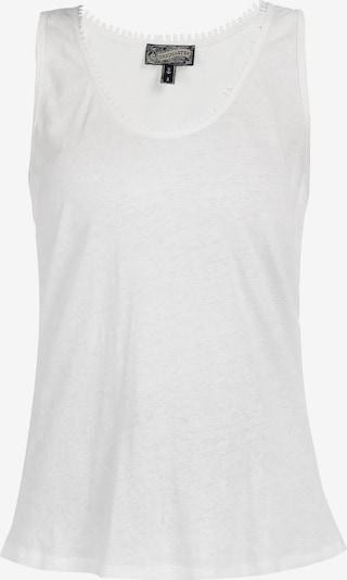 DreiMaster Vintage Top in weiß, Produktansicht