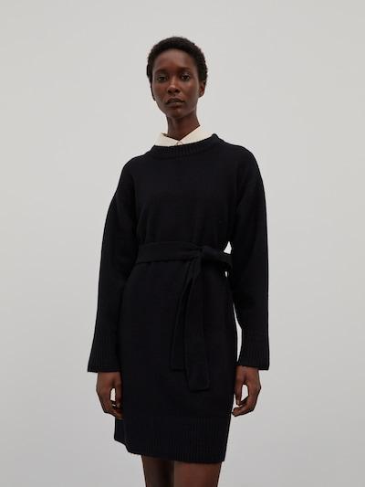 EDITED Kleid 'Mariana' in schwarz, Modelansicht