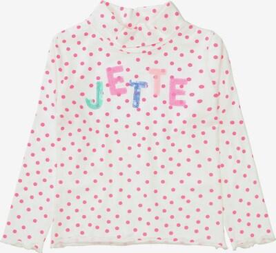 JETTE BY STACCATO Shirt in royalblau / pastellgrün / pfirsich / pink / weiß, Produktansicht