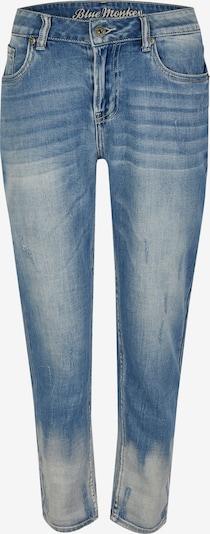 Blue Monkey Jeans in blue denim, Produktansicht