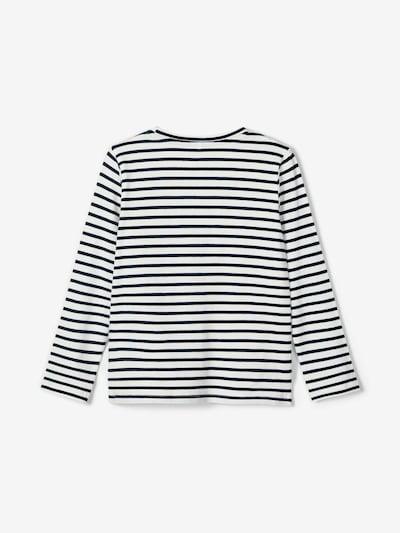 NAME IT Shirt 'PEPPAPIG JAKOMAS' in navy / yellow / pink / black / white, Item view