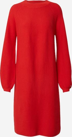 STREET ONE Kootud kleit punane, Tootevaade