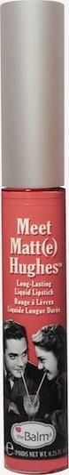 The Balm Lippenstift 'MeetMatteHughes' in orange, Produktansicht