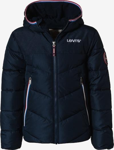 LEVI'S Jacke in navy / hellblau / rot / weiß, Produktansicht