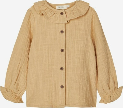 Lil ' Atelier Kids Bluse in cappuccino, Produktansicht