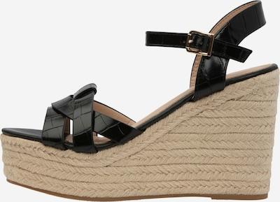 APART Sandaletten in schwarz, Produktansicht